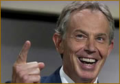 Tony Blair Middle East Envoy