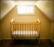 An Empty Crib