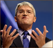 Grasping Andrew Mitchell