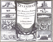 The Cover Page to Leviathan